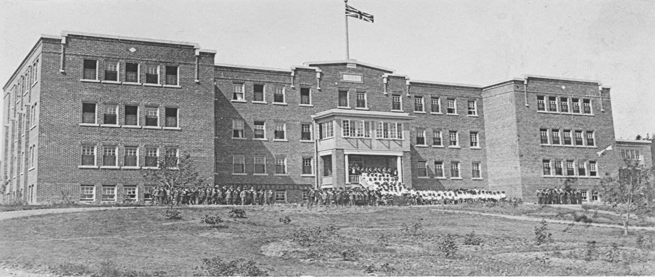 St. Michael's Residential School